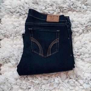 NWOT Hollister Social Stretch Flare Bottom Jeans
